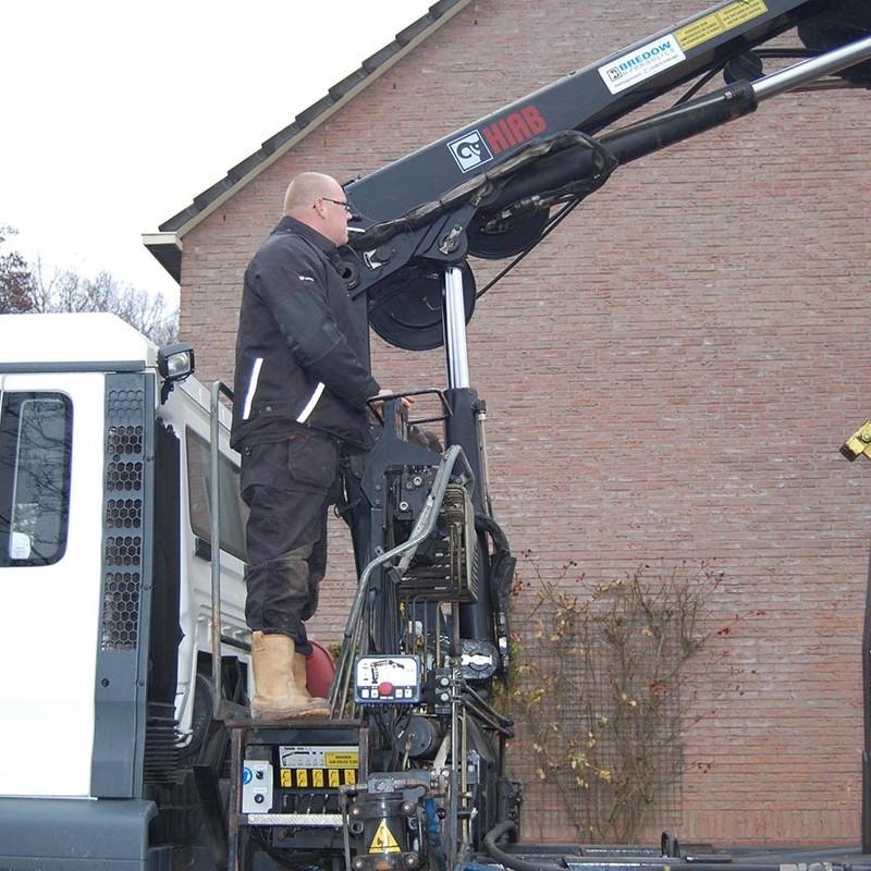 Aanleg tuin en bouw van schutting in Hengelo - 1 van 35