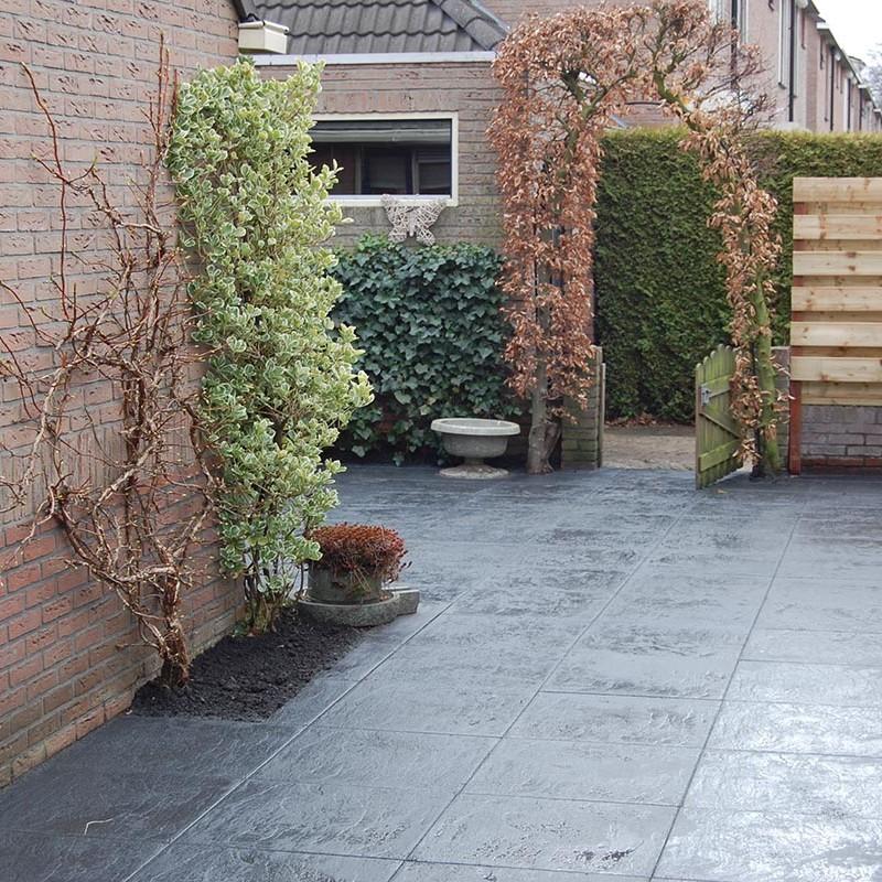 Aanleg tuin en bouw van schutting in Hengelo - 33 van 35