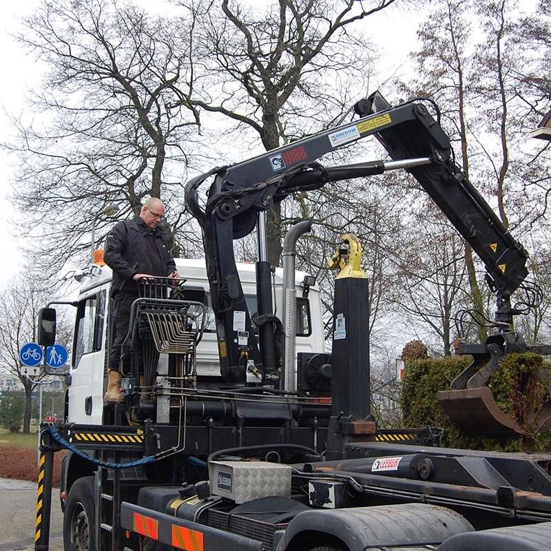 Aanleg tuin en bouw van schutting in Hengelo - 6 van 35
