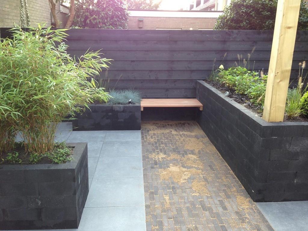 Achtertuin in Heemskerk - Garden DesigGarden Desig