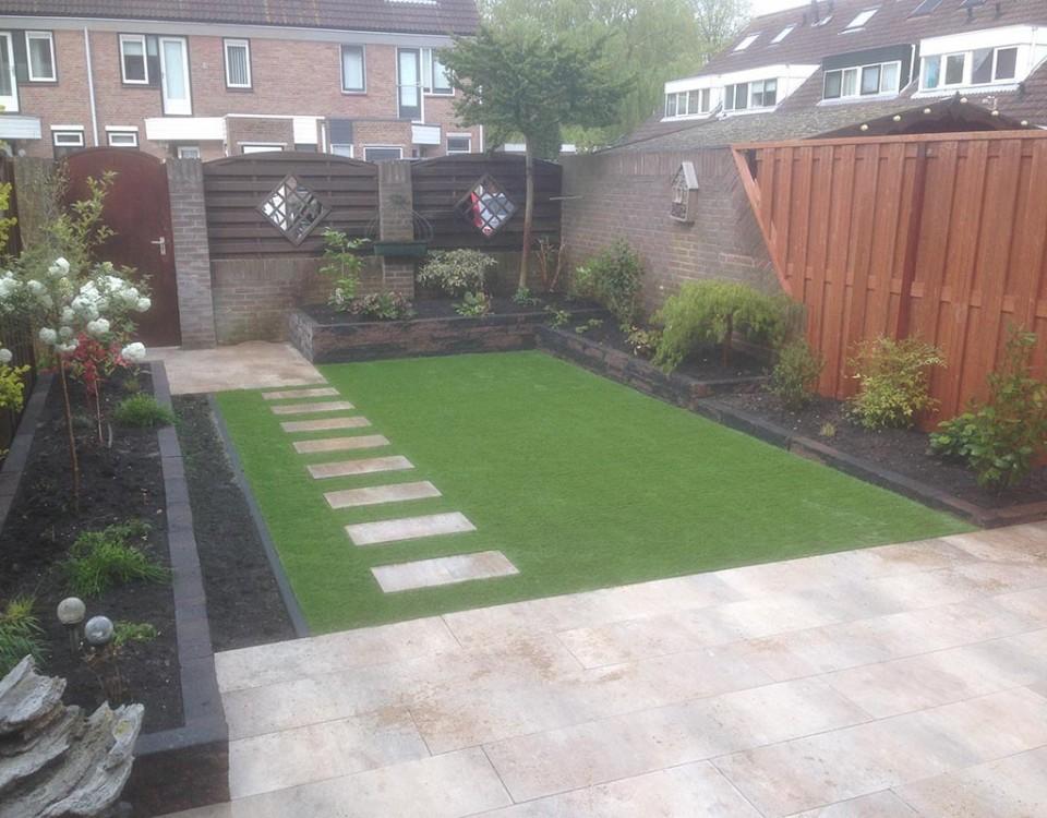 fotoalbum garden design referenties voorbeeld tuinen