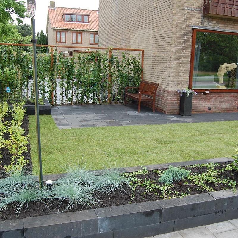 Complete tuin in Santpoort - 1 van 27