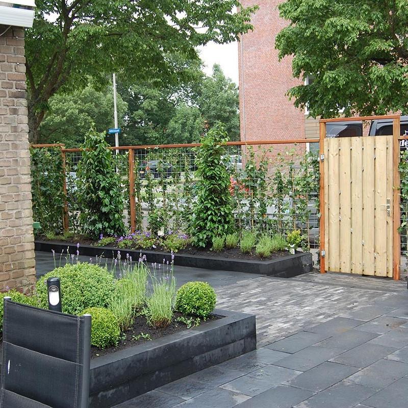 Complete tuin in Santpoort - 10 van 27
