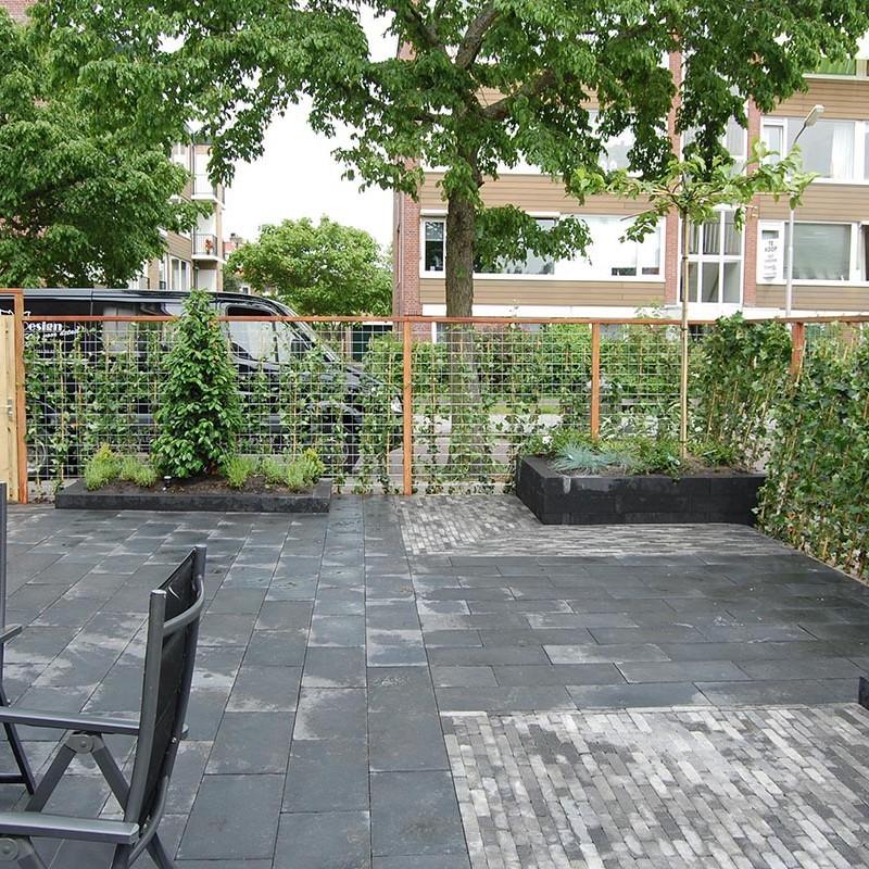 Complete tuin in Santpoort