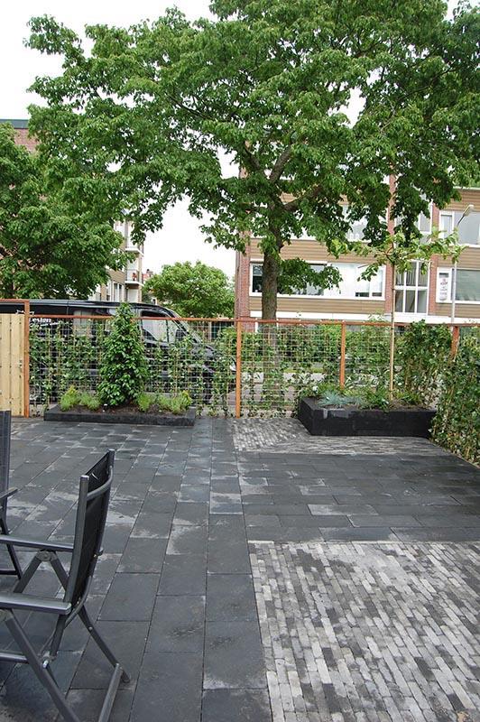 Complete tuin in Santpoort - 14 van 27