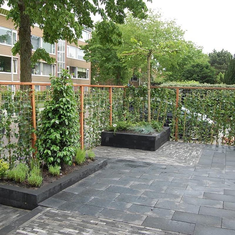 Complete tuin in Santpoort - 16 van 27