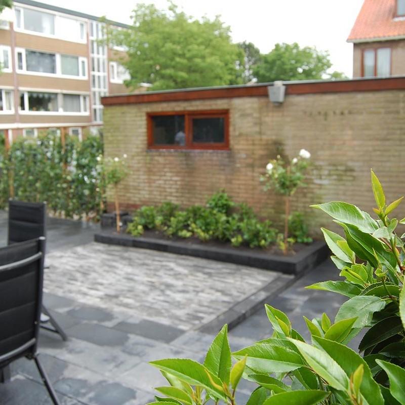 Complete tuin in Santpoort - 19 van 27