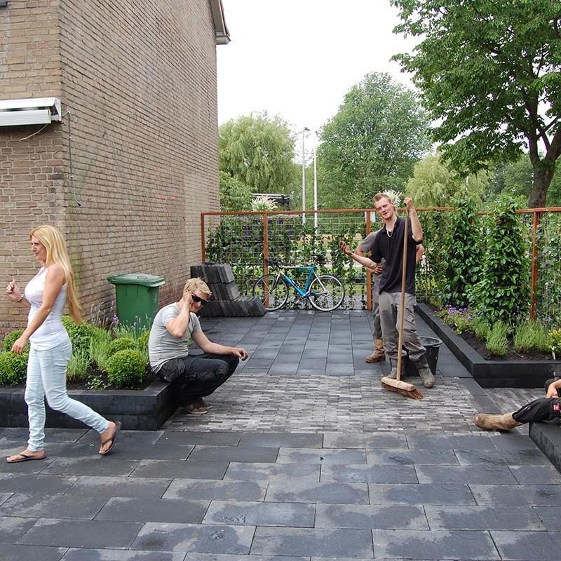 Complete tuin in Santpoort - 25 van 27