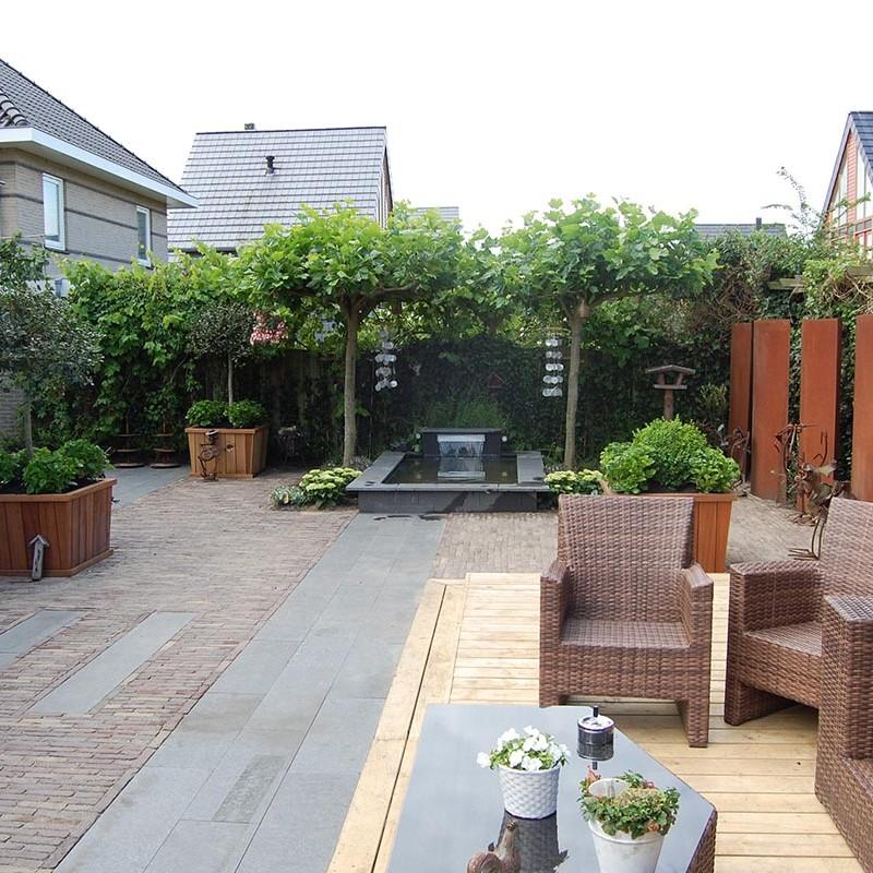 Tuin met speciale elementen garden desiggarden desig - Tuin met openlucht design ...