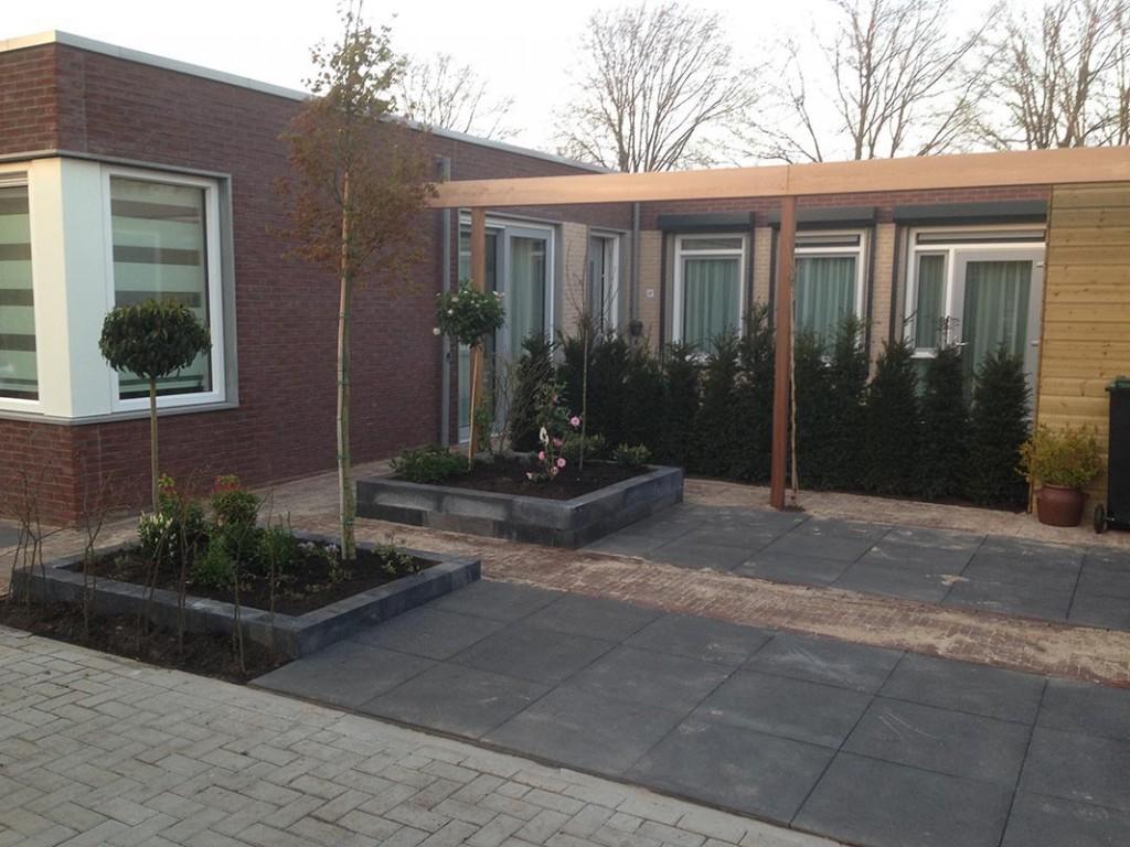 Patiotuin in Heemskerk - Garden DesigGarden Desig