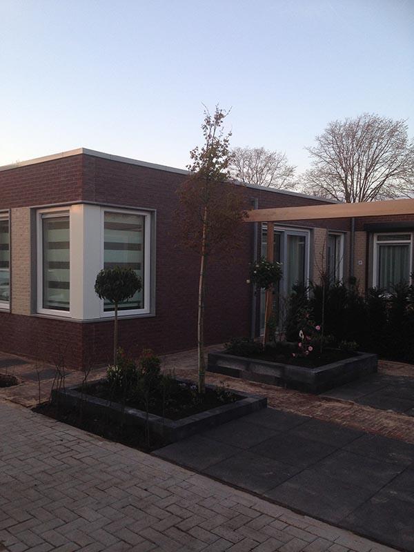 Patiotuin in Heemskerk - 2 van 8