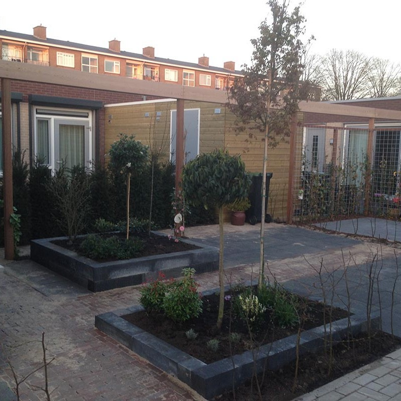 Patiotuin in Heemskerk