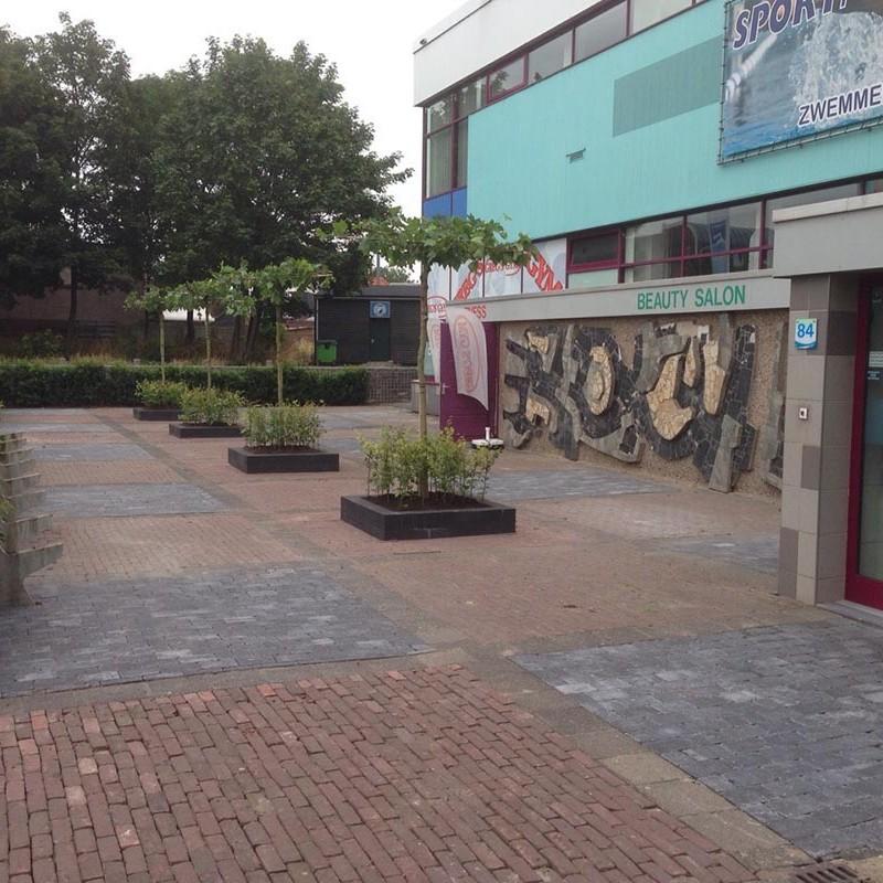 Renovatie entree Sportfonsenbad Beverwijk - 2 van 8