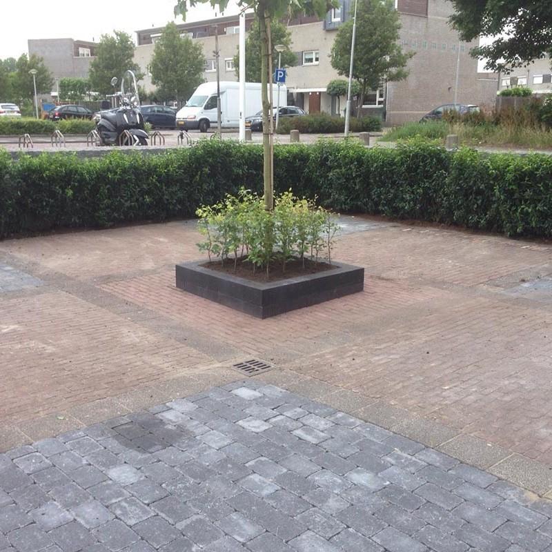 Renovatie entree Sportfonsenbad Beverwijk - 4 van 8