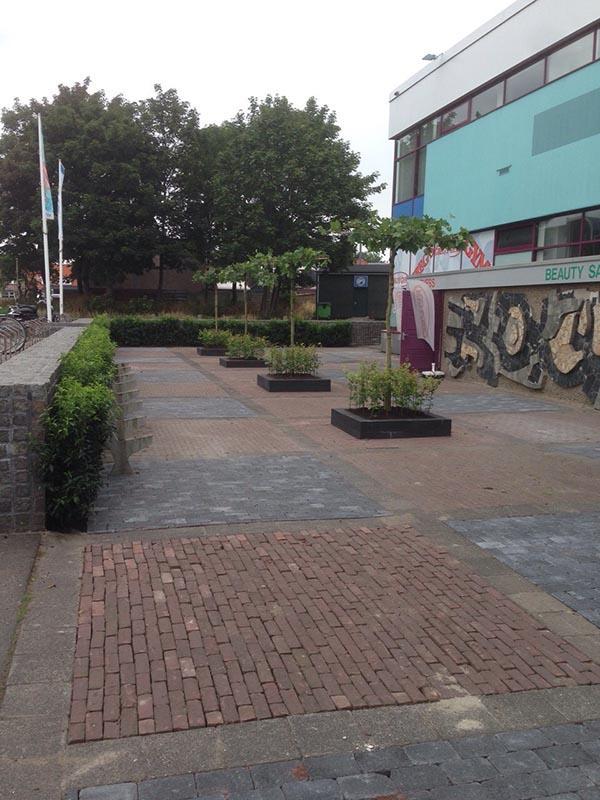 Renovatie entree Sportfonsenbad Beverwijk - 5 van 8