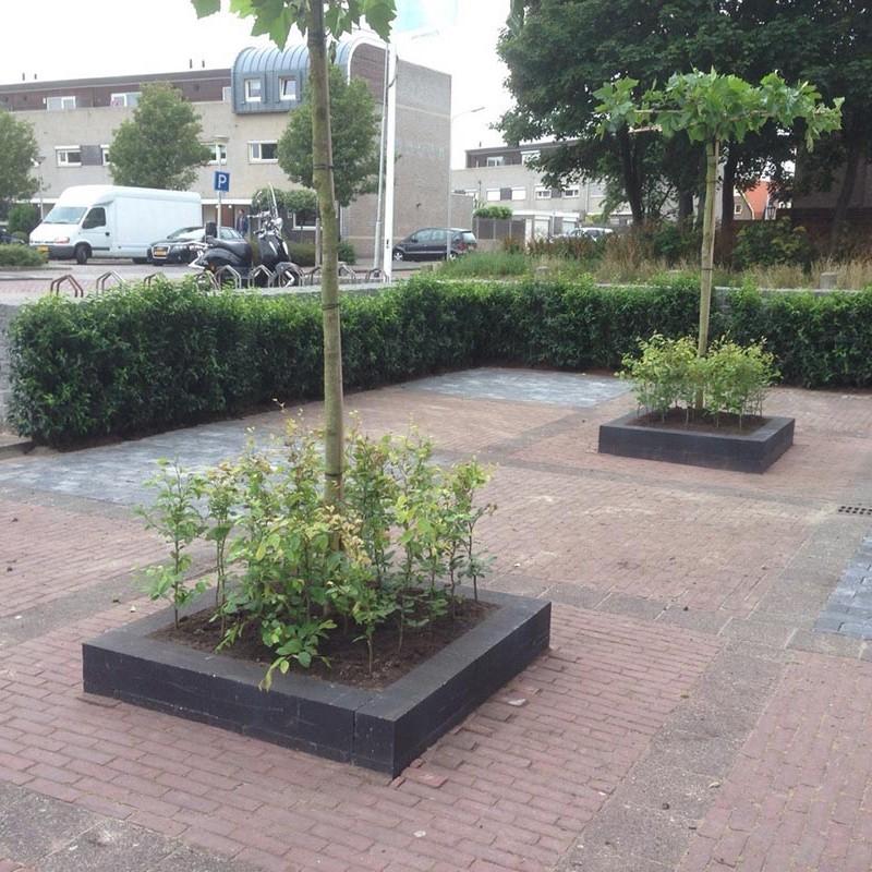 Renovatie entree Sportfonsenbad Beverwijk