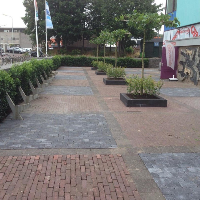 Renovatie entree Sportfonsenbad Beverwijk - 8 van 8