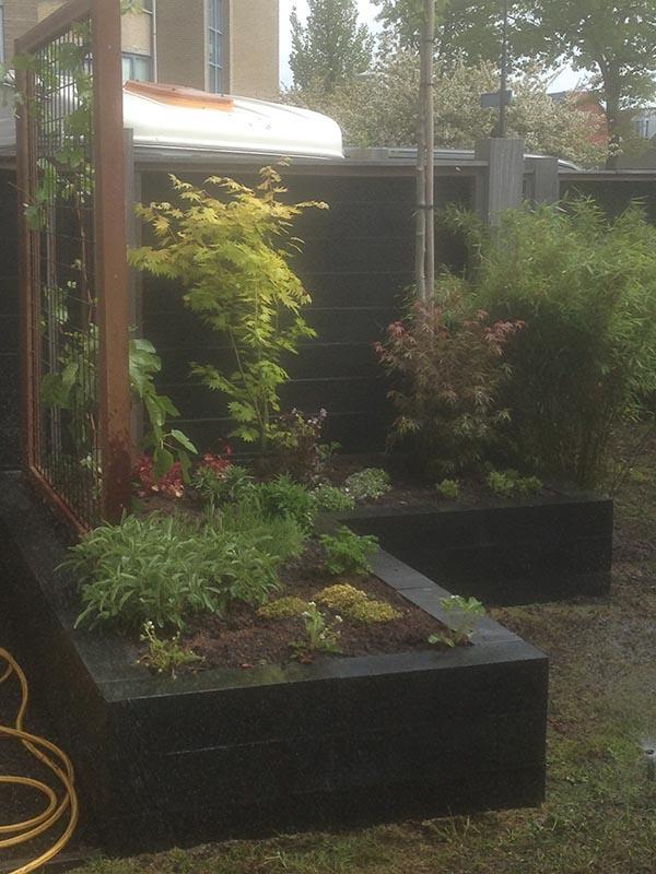 Renovatie van delen achtertuin Beverwijk - 3 van 9