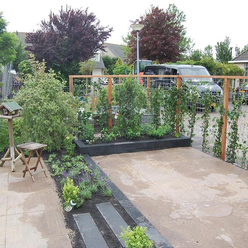 Stakke tuin Castricum - 11 van 22