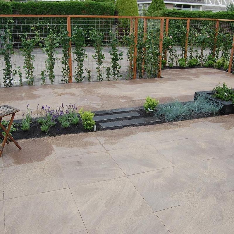 Stakke tuin Castricum - 15 van 22