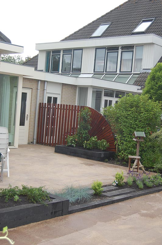 Stakke tuin Castricum - 20 van 22