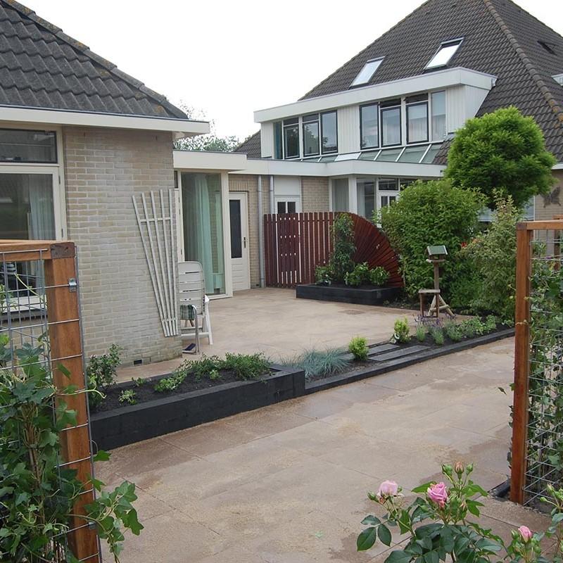 Stakke tuin Castricum - 21 van 22