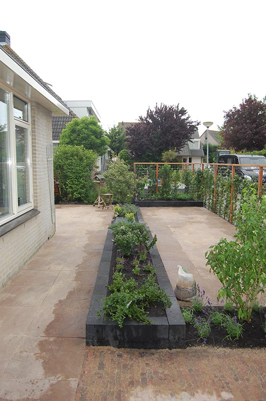 Stakke tuin Castricum - 7 van 22