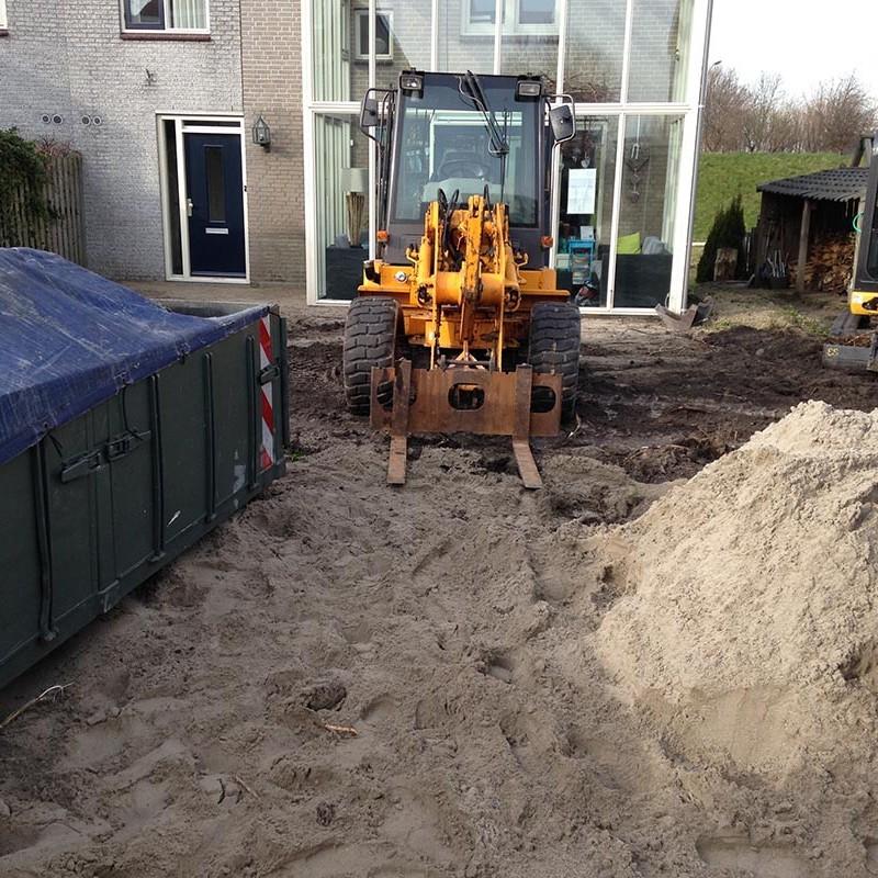 aanleg van tuin in stappen - 1 van 52