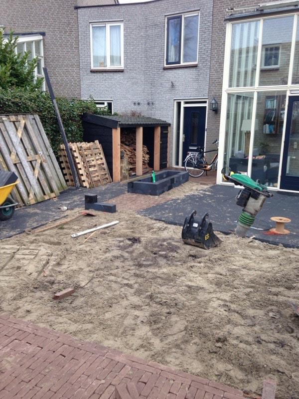 aanleg van tuin in stappen - 22 van 52