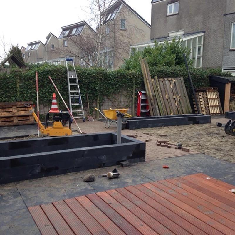 aanleg van tuin in stappen - 24 van 52