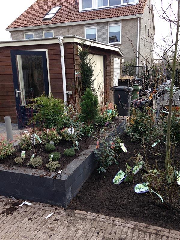 aanleg van tuin in stappen - 37 van 52