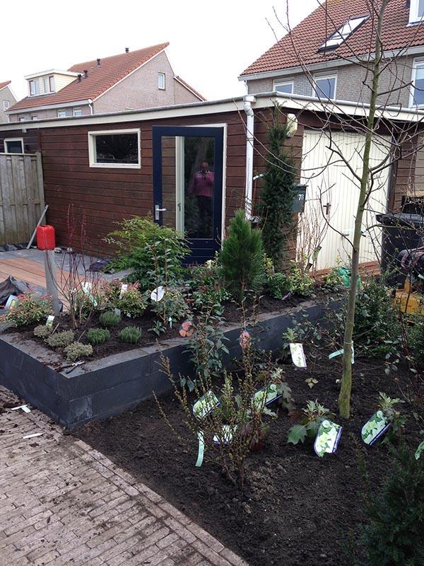 aanleg van tuin in stappen - 38 van 52