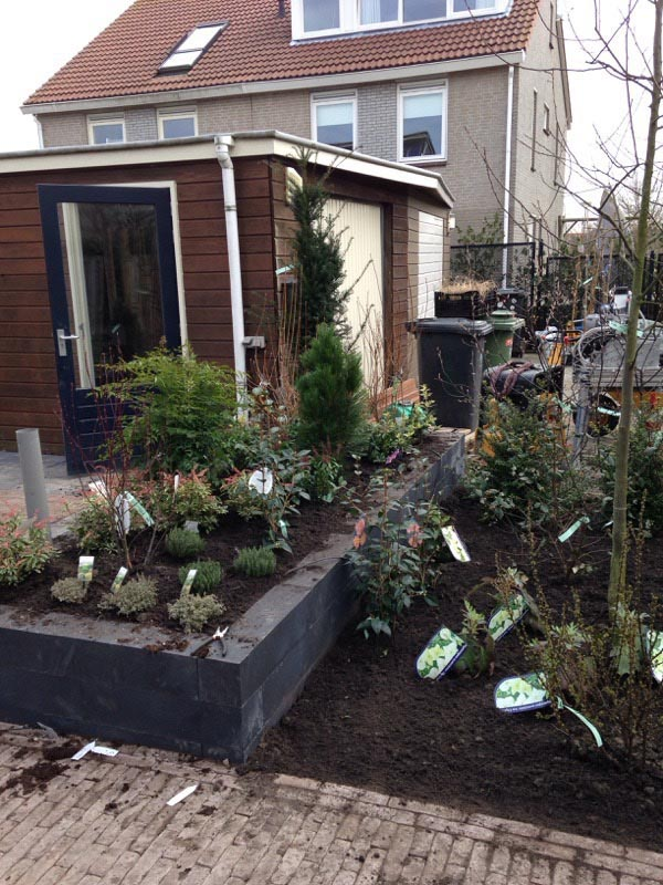 aanleg van tuin in stappen - 39 van 52