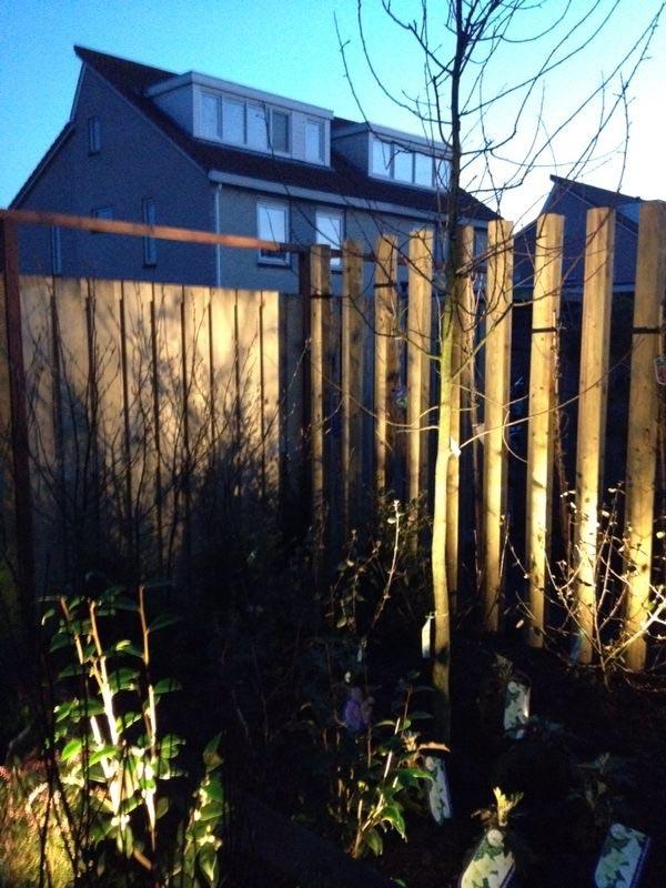 aanleg van tuin in stappen - 50 van 52