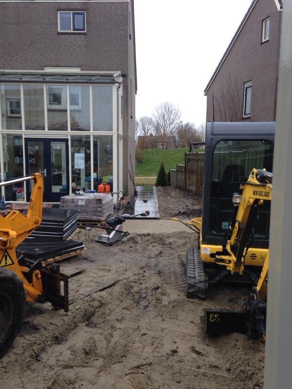aanleg van tuin in stappen - 9 van 52